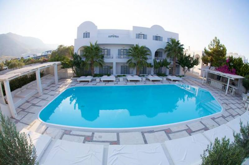 Hotel 28 - Kamari - Santorini